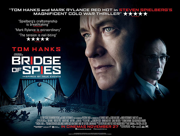 Bridge of Spies - Casuslar K�pr�s� | 27 Kas�m'da Sinemalarda!