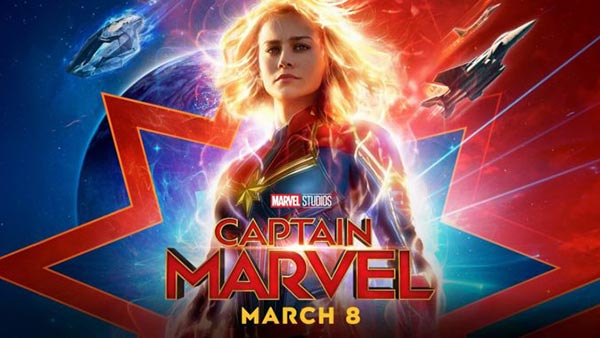 Captain Marvel 8 Mart 2019 Cuma Sinemalarda!