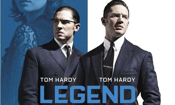 Tom Hardy, Legend - Efsane | 2 Ekim'de Sinemalarda