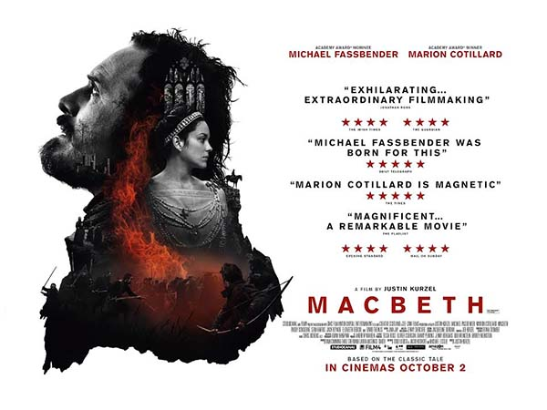 Macbeth 4 Aral�k'ta Sinemalarda!