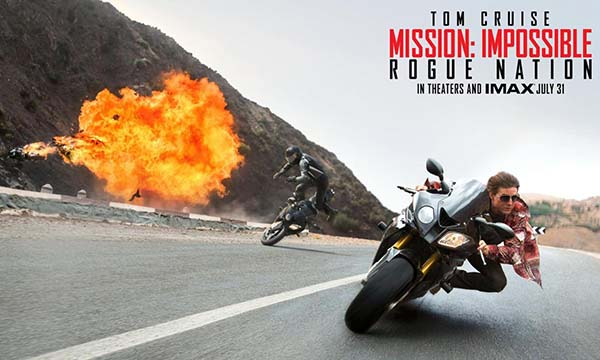 Mission: Impossible Rogue Nation - G�revimiz Tehlike 5 | 31 Temmuz'da Sinemalarda!