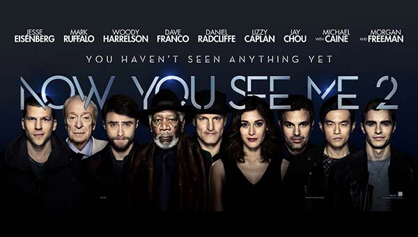 Now You See Me 2 - Sihirbazlar �etesi 2 10 Haziran'da Sinemalarda!