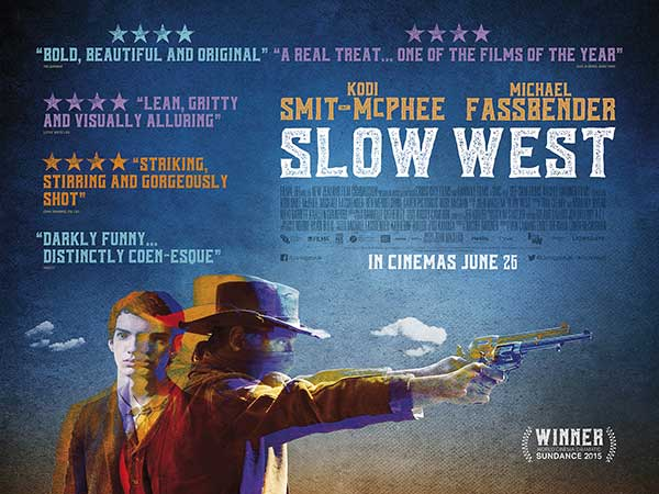 Slow West - Sakin Bat� | 27 Kas�m'da Sinemalarda!