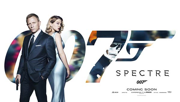 007 James Bond - Spectre 6 Kas�m'da Sinemalarda