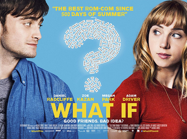 'WHAT IF - YA A�KSA' 24 EK�M'DE S�NEMALARDA!