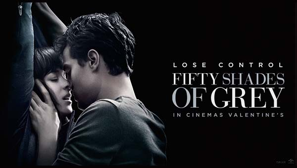 'FIFTY SHADES OF GREY - GR�N�N ELL� TONU' 13 �UBAT'TA S�NEMALARDA!
