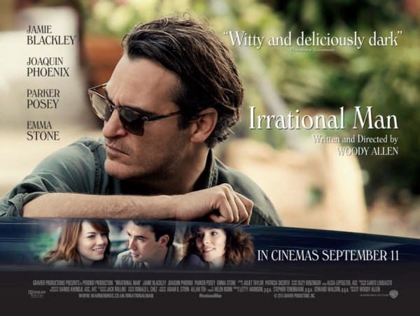 Irrational Man - Mant�ks�z Adam Sinemalarda!