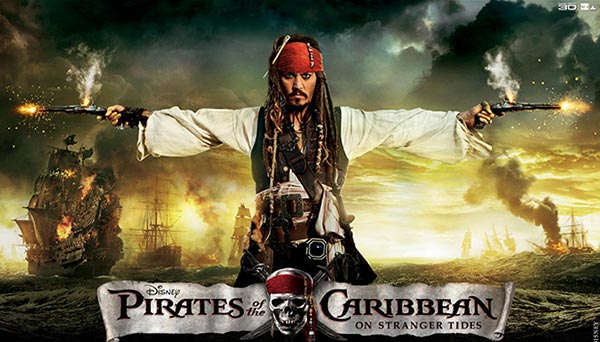 'Pirates of the Caribbean 5 - Karayip Korsanlarý 5' 26 Mayýs'ta Sinemalarda!