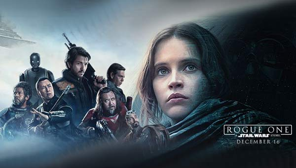 'Rogue One: A Star Wars Story' 16 Aralýk'ta Sinemalarda!