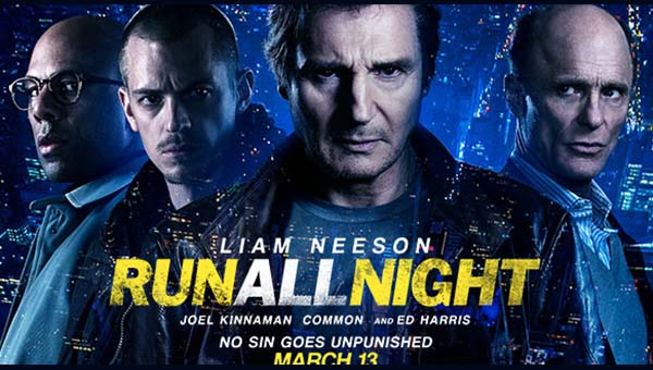 LIAM NEESON 'RUN ALL NIGHT - GECE TAK�B�' 22 MAYIS'TA S�NEMALARDA!