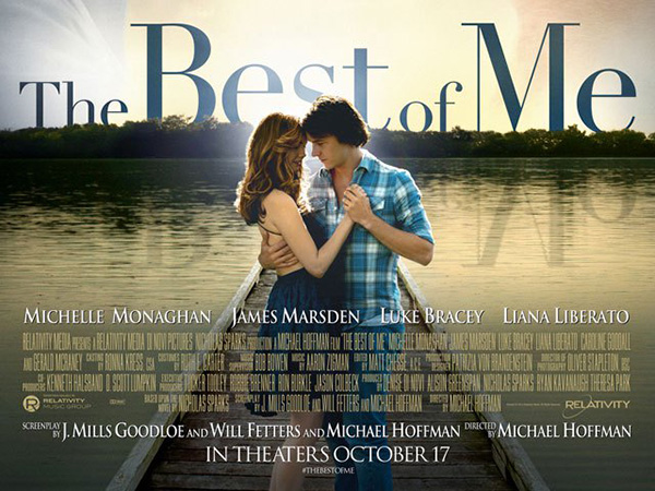 'THE BEST OF ME - UNUTULMAZ A�K' 17 EK�M'DE S�NEMALARDA!