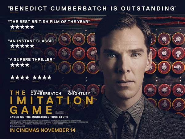 'THE IMITATION GAME: ENIGMA' 20 �UBAT'TA S�NEMALARDA!