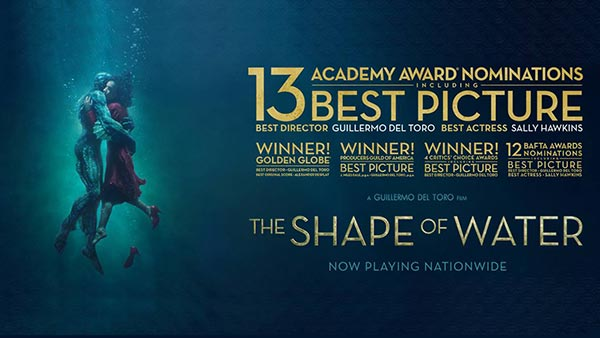 The Shape of Water - Suyun Sesi 16 Þubat 2018 Cuma Sinemalarda!