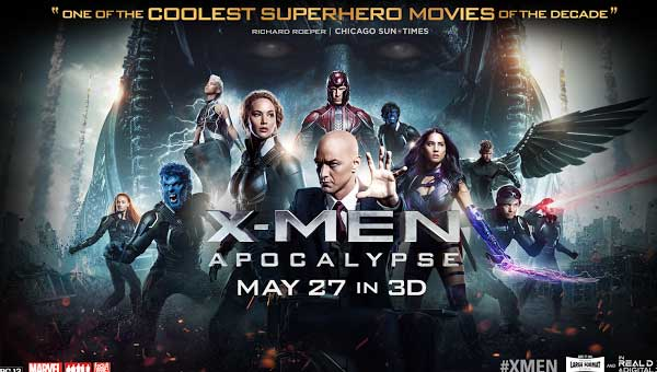 X-Men: Apocalypse 20 May�s'ta Sinemalarda!