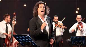 Çelik - White House Performance Hall