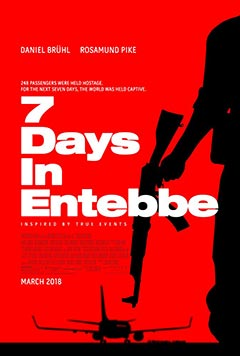 7 Days in Entebbe - Entebbe'de 7 Gün