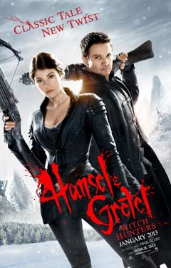 Hansel ve Gretel: Cadý Avcýlarý - Hansel And Gretel: Witch Hunters