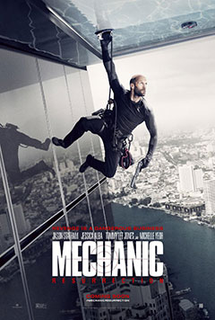 Mechanic: Resurrection - Suikast