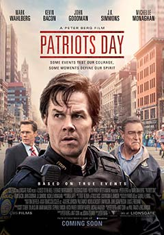 Patriots Day - Kara Gün