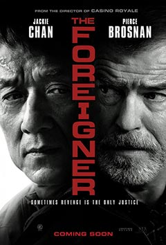 The Foreigner - İntikam
