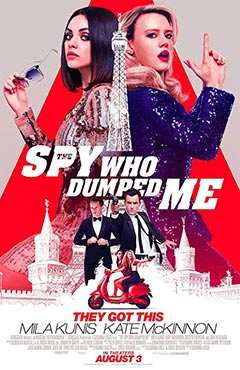 The Spy Who Dumped Me - Beni Satan Casus