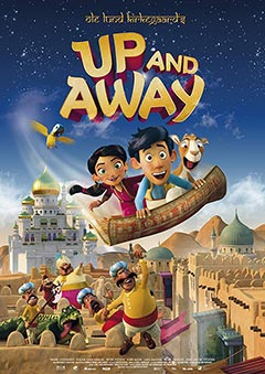 Up and Away - Uçan Halı ve Kayıp Elmas