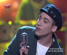 CAN BONOMO, LOVE ME BACK, EUROVISION 2012